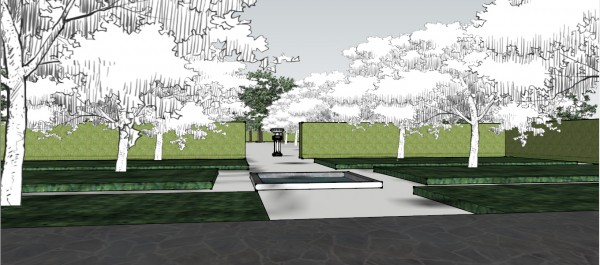 Malpas Garden