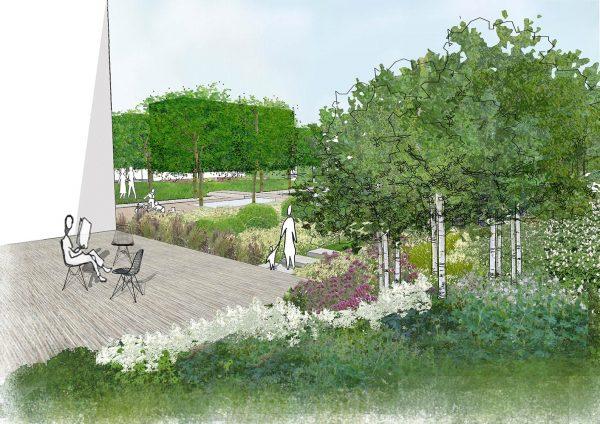 Hale Garden, Cheshire