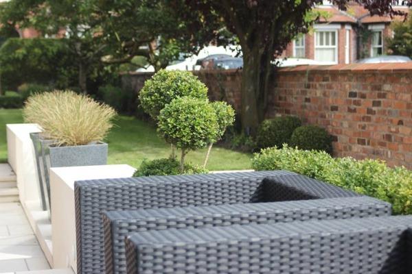 Knutsford Garden